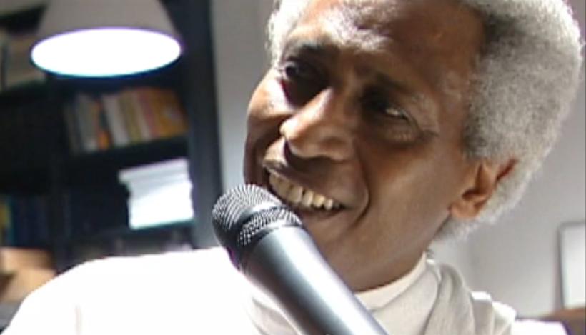 Eritrean poet Reesom Haile
