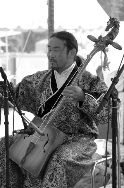 Kazakh singer Almasbek Almatov