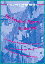 The People's Poetry Gathering